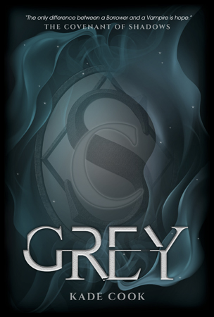 Grey by Kade Cook Book Cover